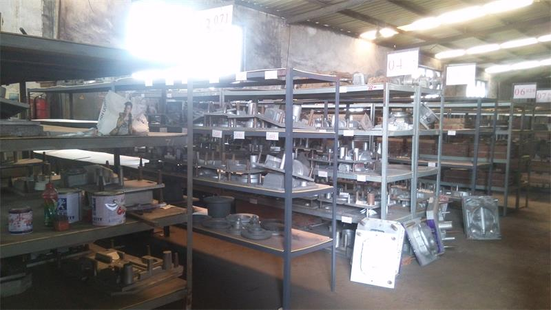 small mould workshop