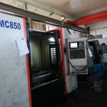 metal mould by CNC produciton